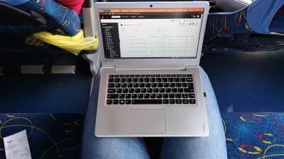 Laptop, Krilo, Laptop u krilu, Krilo Laptop