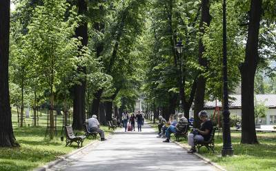 park, karađorđev park