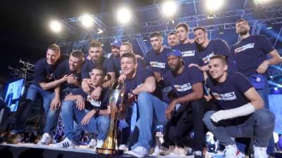 KK Budućnost, ABA liga, titula