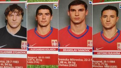 Srbija, srpska reprezentacija, srbija na mundijalu, mundijal