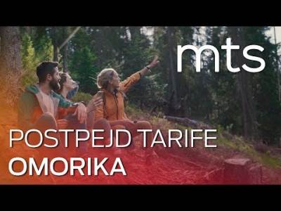 Nove mts postpejd tarife - Omorika