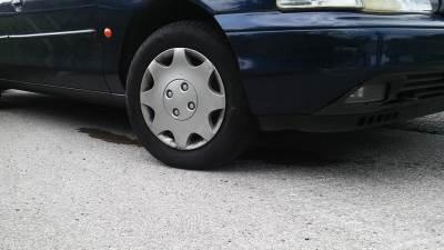 automobil, kvar, ulje