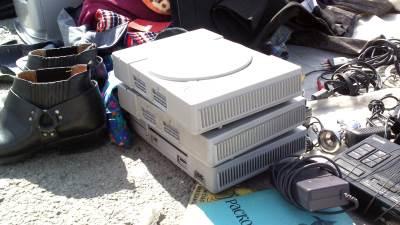 Konzole, retro, pijaca, igre, PlayStation One