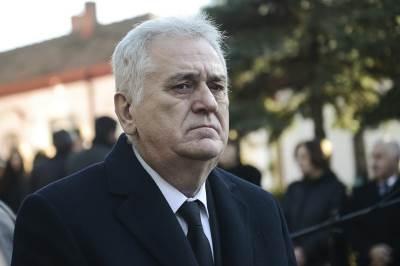 oliver ivanović sahrana, tomislav nikolić