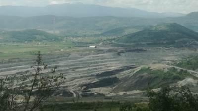 Rudnik Pljevlja, pljevaljski rudnik