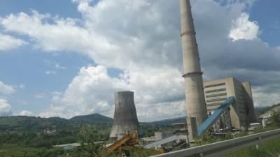 termoelektrana, termoelektrana Pljevlja, TE Pljevlja