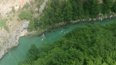 Tara, kanjon Tare, reka Tara