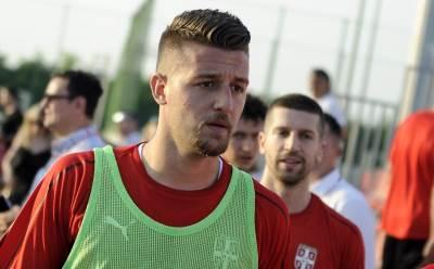 fss trening, sergej milinković savić