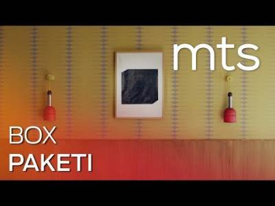 Box paketi - mts