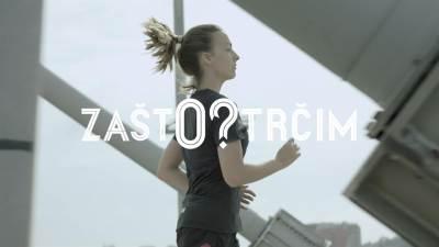 trčanje, zašto trčim