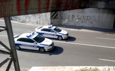 policija potera policajci saobraćajci jurnjava hapšenje akcija
