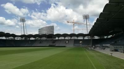 Šturm Grac, stadion Šturma, stadion