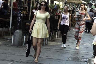 vrućina, leto, lepo vreme, haljina