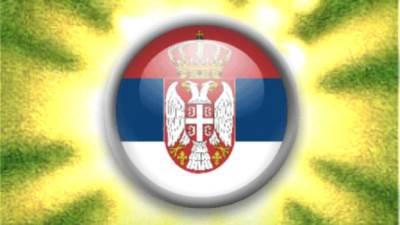 Messenger Srbija AR filter zastava na licu navijanje