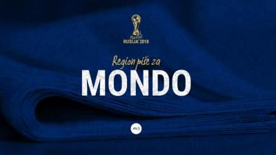 Region piše za MONDO, region, MONDO region