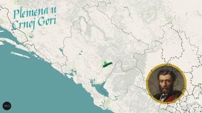 Plemena u Crnoj Gori, Bratonozici, Obrenovic