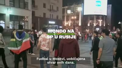MONDO u Rusiji: Atmosfera u Moskvi