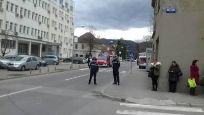 Sud Banjaluka, bomba