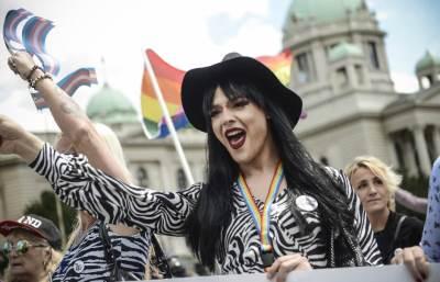 parada ponosa, gej, trans