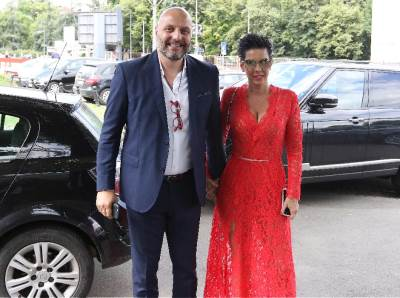 nebojša ilić venčanje, saša đorđević sa ženom