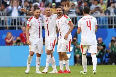 orlovi, Srbija, fudbaleri srbije, srpska reprezentacija
