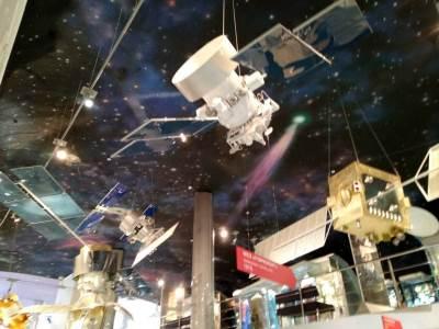 Muzej kosmonautike, svemir, kosmos, astronauti