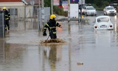 poplava, žarkovo