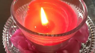 sveća, svećica, mirišljava sveća