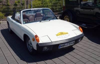 oldtajmer, kabriolet, Porše 914
