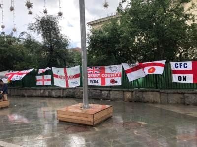 Englezi, engleski navijači
