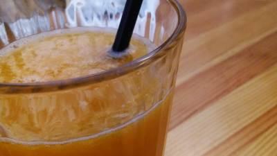 sok, pomorandža