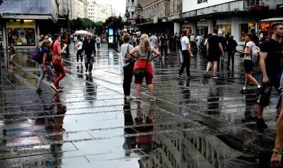 kiša, leto, kišno leto