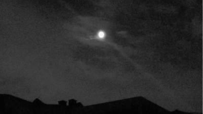 mesec, mesečina