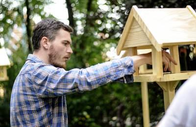 nikola spasić, hranilice za ptice