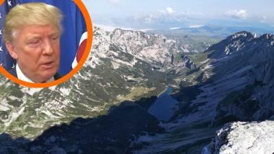 crna gora tramp