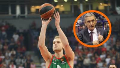 Jaka Blažič Svetislav Pešić
