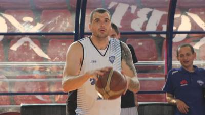 Početak priprema košarkaša Igokee, trening, KK Igokea