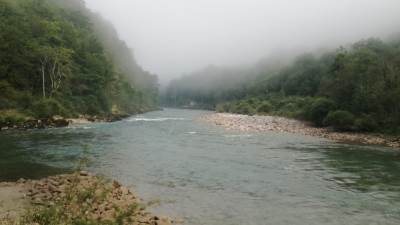 Tara, reka Tara, Drina, ušće Tare i Pive