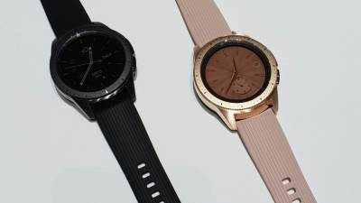 Galaxy Watch, SmartWatch, Smart Watch, Sat, Pametni sat