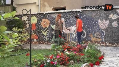 bašta, cveće, dvorište, mondo tv