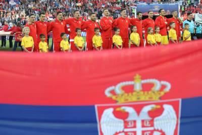 orlovi fudbaleri reprezentacija srbije