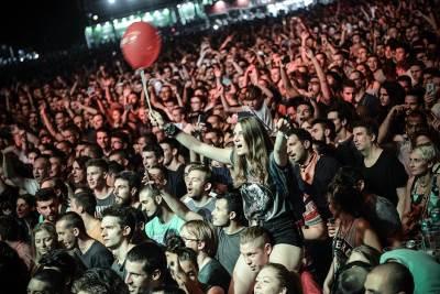 beer fest, koncert, publika