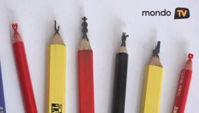 olovke, umetnost, mondo tv