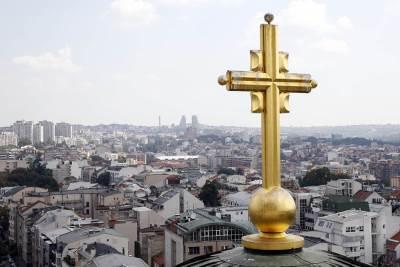 panorama, hram, crkva, beograd, krst, spc, pravoslavlje, spc, vernici