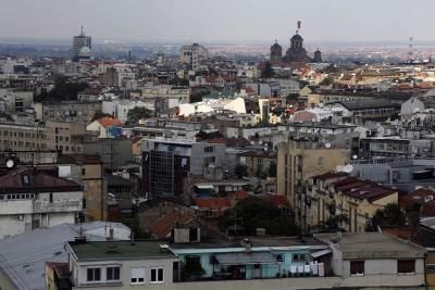 panorama, hram svetog save, beograd, crkva svetog marka