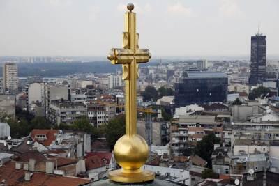 panorama, hram, crkva, beograd, krst, beograđanka