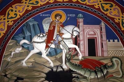 sveti velikomučenik georgije sveti georgije crkva vera spc