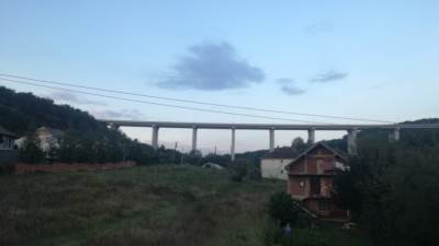 Grdelička klisura, autoput, most, grdelica, koridor, koridor 10