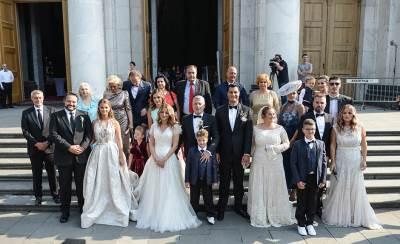karić venčanje