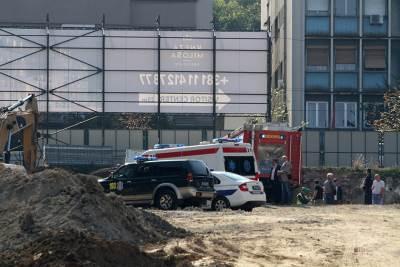 gradilište nesreća, kneza miloša sarajevska